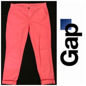 Khakis by GAP - Broken-in Straight